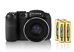 Fujifilm Finepix S2980 pil
